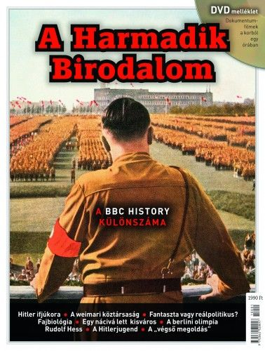 A harmadik birodalom (DVD melléklettel)