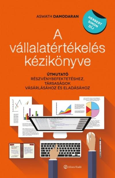 Aswath Damodaran: A vállalatértékelés kézikönyve