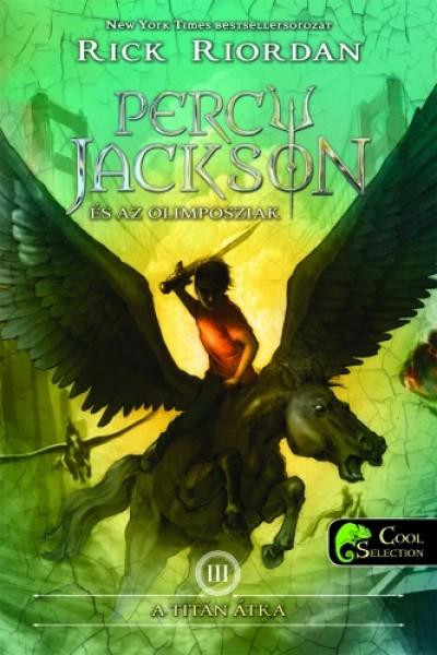 Acsai Roland: Percy Jackson és az olimposziak 3. - A Titán átka