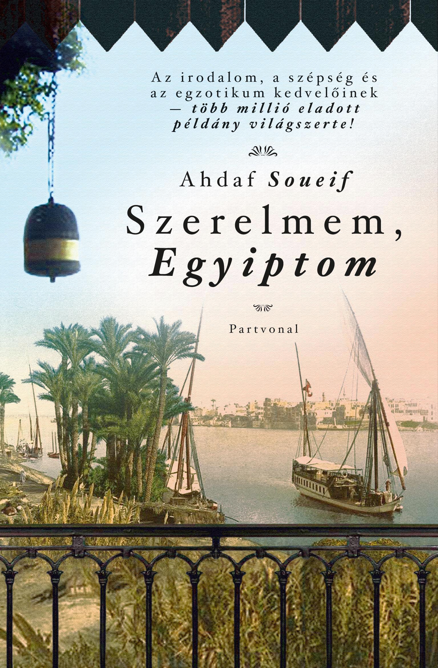 Ahdaf Soueif: Szerelmem, Egyiptom