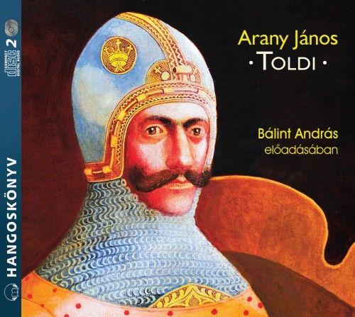 Arany János: Toldi - Hangoskönyv