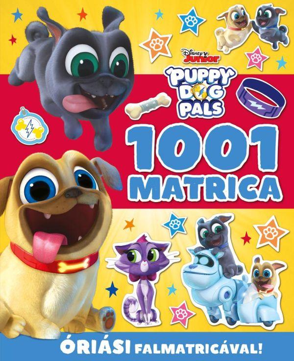 1001 Matrica - Kutyapajtik