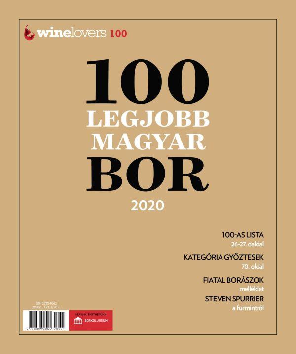 A 100 legjobb magyar bor 2020 - Winelovers 100