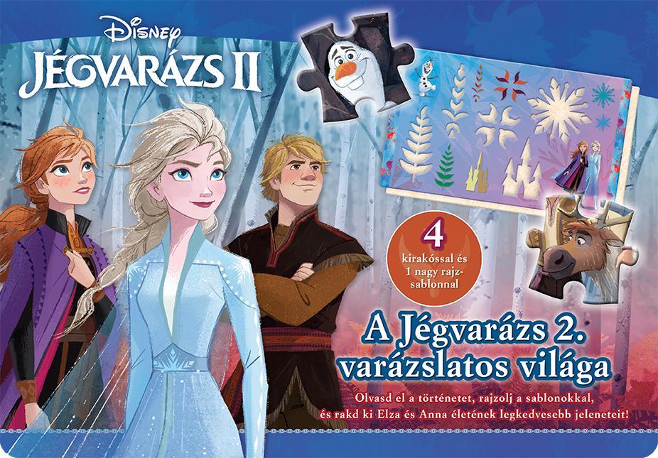 Disney - A Jégvarázs 2. varázslatos világa