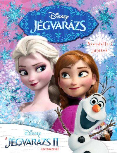 Disney - Jégvarázs: Arendelle-i játékok