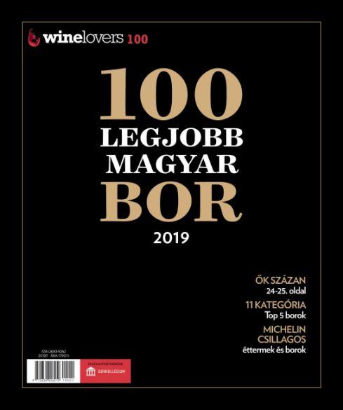 100 legjobb magyar bor 2019