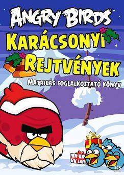 Angry Birds - Karácsonyi rejtvények