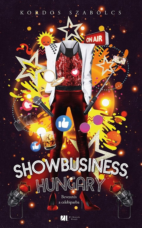Kordos Szabolcs: Showbusiness, Hungary