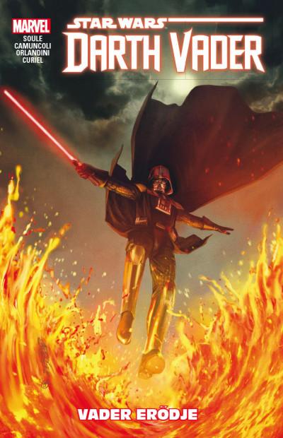 Charles Soule: Star Wars Darth Wader, A Sith sötét nagyura - Vader erődje - képregény