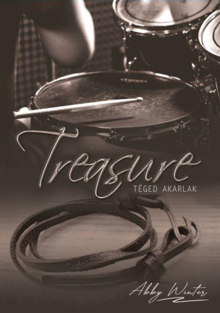 Abby Winter: Treasure - Téged akarlak