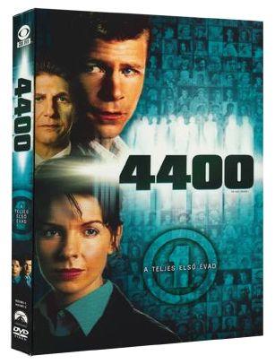 4400 - a teljes 1. évad - DVD