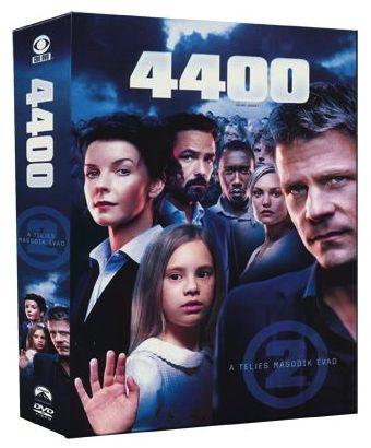 4400 - a teljes 2. évad - DVD