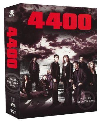 4400 - a teljes 4. évad - DVD