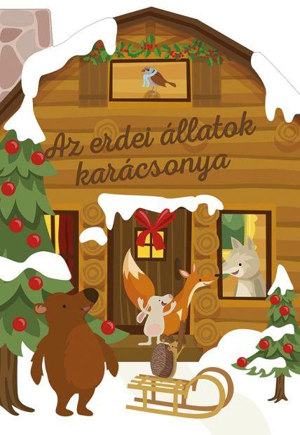Az erdei állatok karácsonya