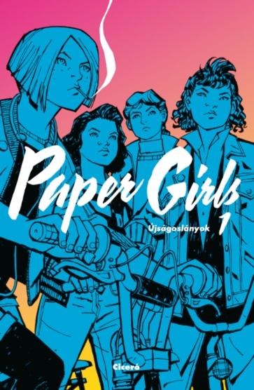 Brian K. Vaughn: Paper Girls