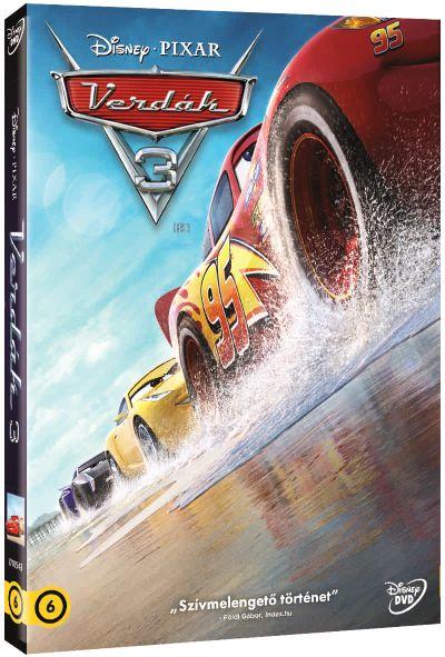 Brian Fee: Verdák 3. - O-ringes, gyűjthető borítóval - DVD