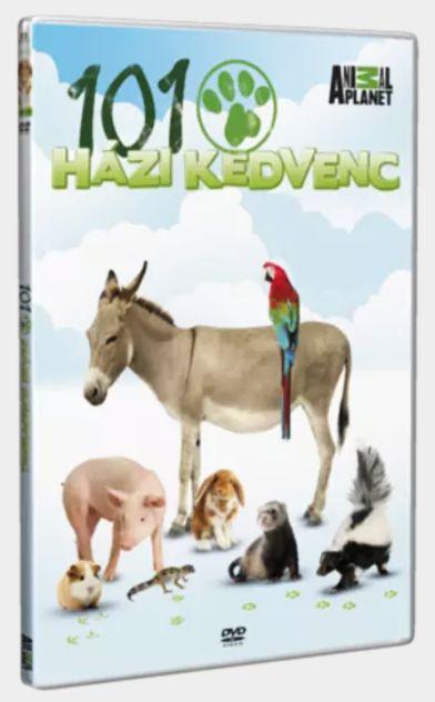 101 Házi kedvenc - DVD