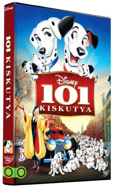 101 kiskutya - DVD