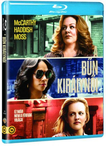 A bűn királynői - Blu-ray
