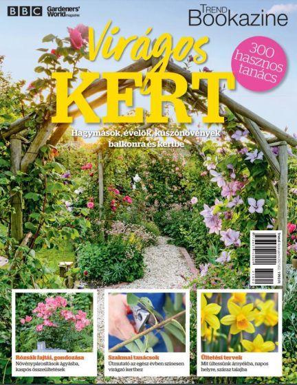 BBC - Trend Bookazine - Virágos kert
