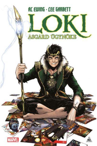 Al Ewing, Lee Garbett: Loki, Asgard ügynöke