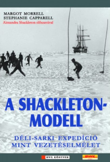 Margot Morrell, Stephanie Capparell: A Shackleton-modell