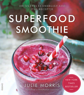 Julie Morris: Superfood smoothie