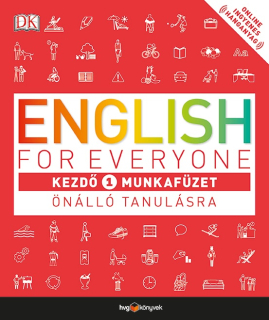 Thomas Booth: English for Everyone - Kezdő 1. munkafüzet
