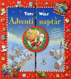 Tony Wolf: Adventi naptár